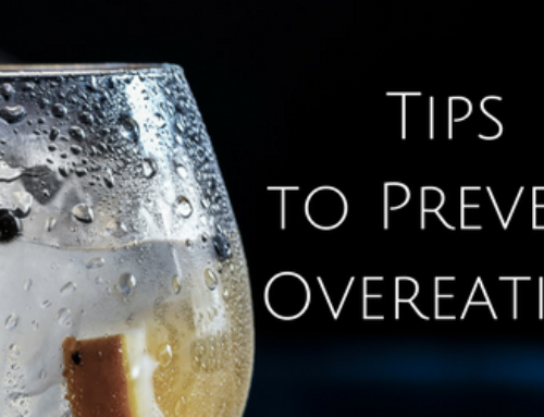 Three Ways to Avoid Overeating at Meals
