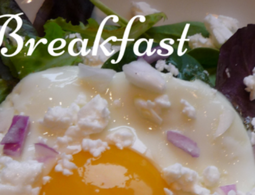 Three Must Eat Breakfast Foods