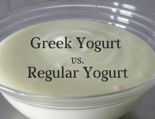 Regular Plain Yogurt vs. Greek Yogurt, which is better?