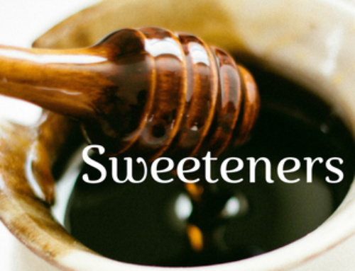Sweeteners – the good, the bad, and the ugly